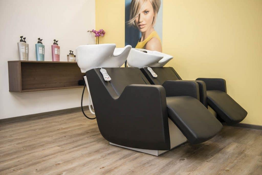 Salon - Waschsessel